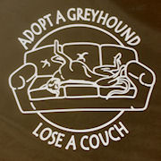 Greyhound Decals