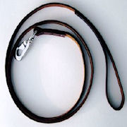 Luxurious Leather Leash